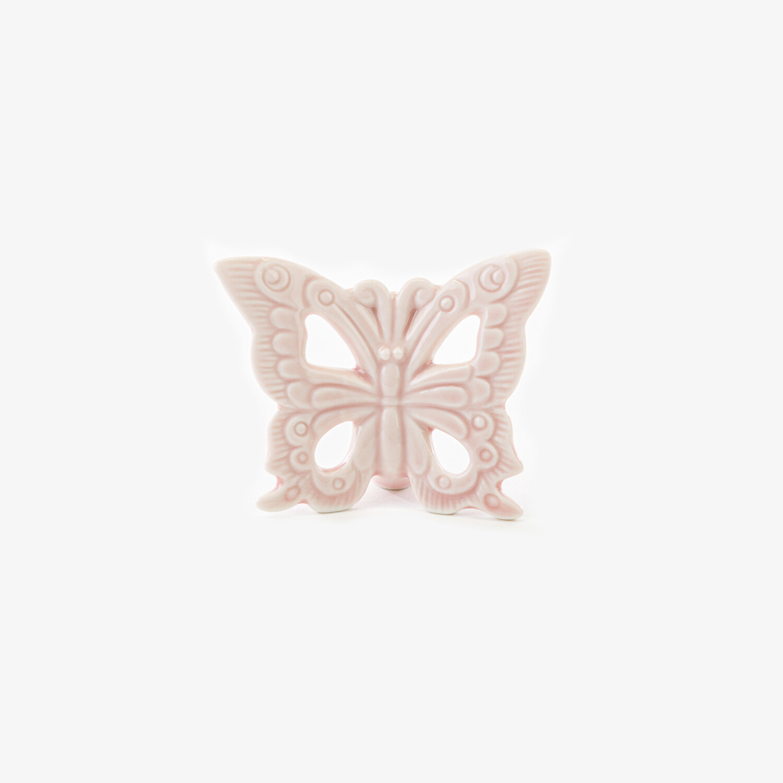 Bomboniera farfalla piccola rosa Pz. 6