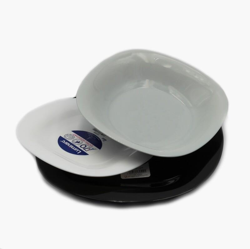 Luminarc Carine Minimal Servizio piatti da tavola 18 pezzi