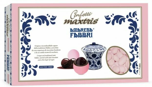 Maxtris amarena fabbri rosa