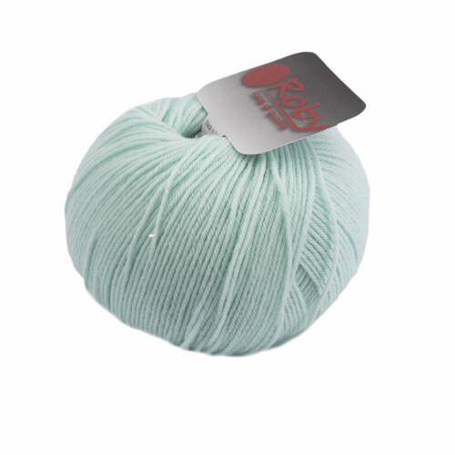 Pura Lana vergine merino monella colore 974 grammi 50 Pz. 10