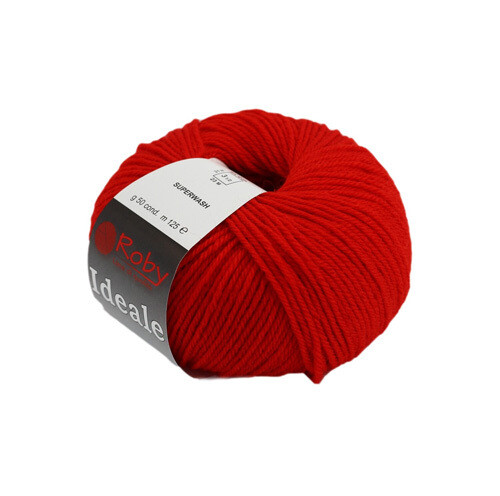 Lana ideale colore 910 grammi 50 Pz. 10