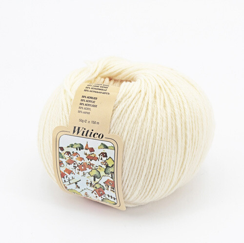 Silke by Arvier Lana Witico colore 800 grammi 50 Pz. 10