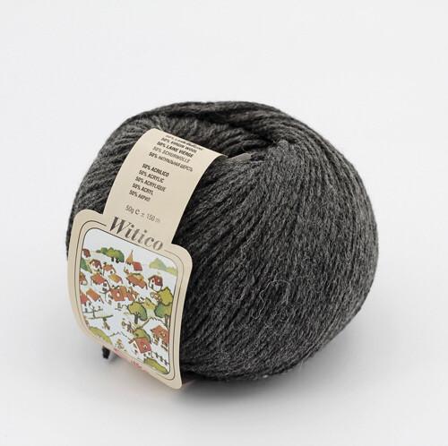 Silke by Arvier Lana Witico colore 875  grammi 50 Pz. 10