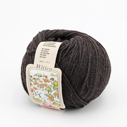 Silke by Arvier Lana Witico colore 444 grammi 50 Pz. 10