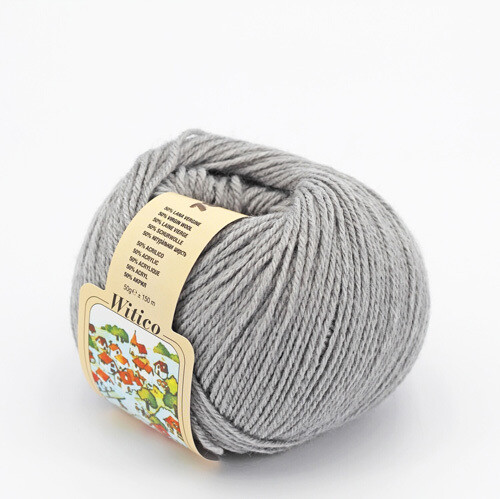 Silke by Arvier Lana Witico colore 834 grammi 50 Pz. 10