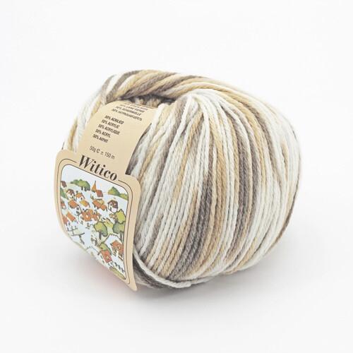 Silke by Arvier Lana sfumata Witico colore 914 grammi 50 Pz. 10