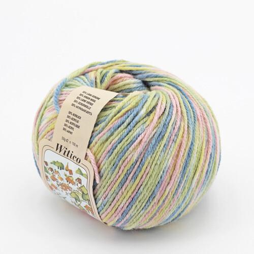 Silke by Arvier Lana sfumata Witico colore 945 grammi 50 Pz. 10