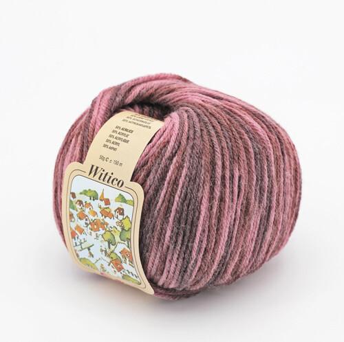 Silke by Arvier Lana sfumata Witico colore 915 grammi 50 Pz. 10