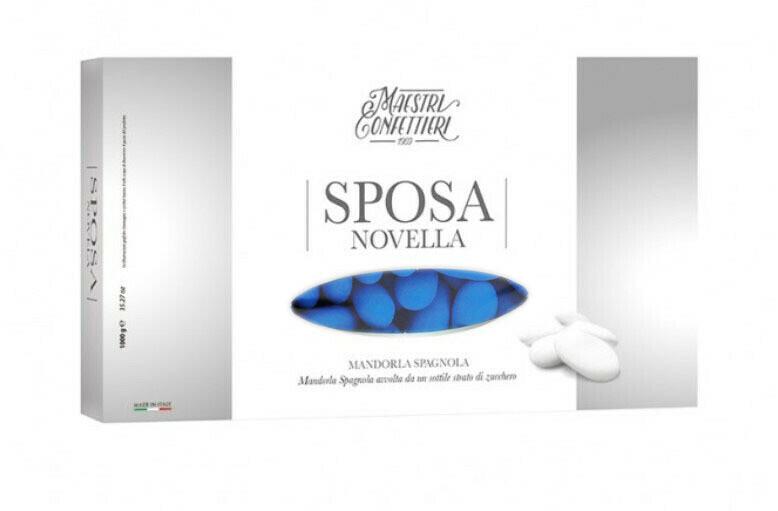 Maxtris Sposa Novella Blu