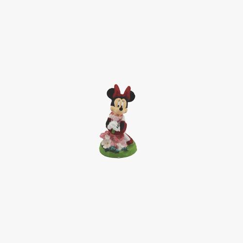 Bomboniera Disney Minnie con Fiori Pz. 1