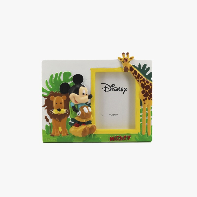 Bomboniera Disney Portafoto Mickey Wild Pz. 1
