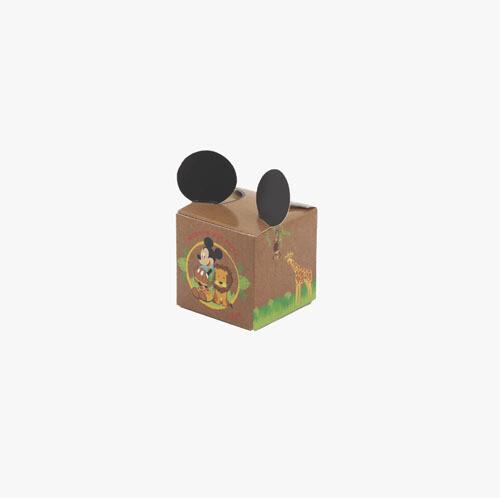 Scatola Cubo Mickey Pz.10