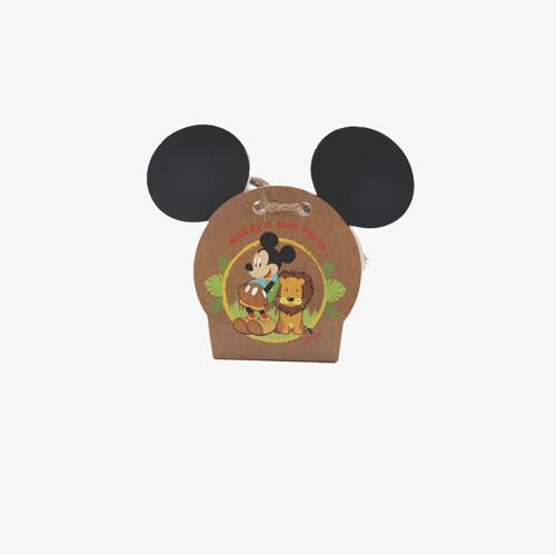 Scatola Sagoma Mickey Wild Pz. 10
