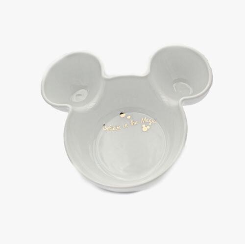 Bomboniera Disney Ciotola Grande Mickey Believe  in The Magic Pz. 1
