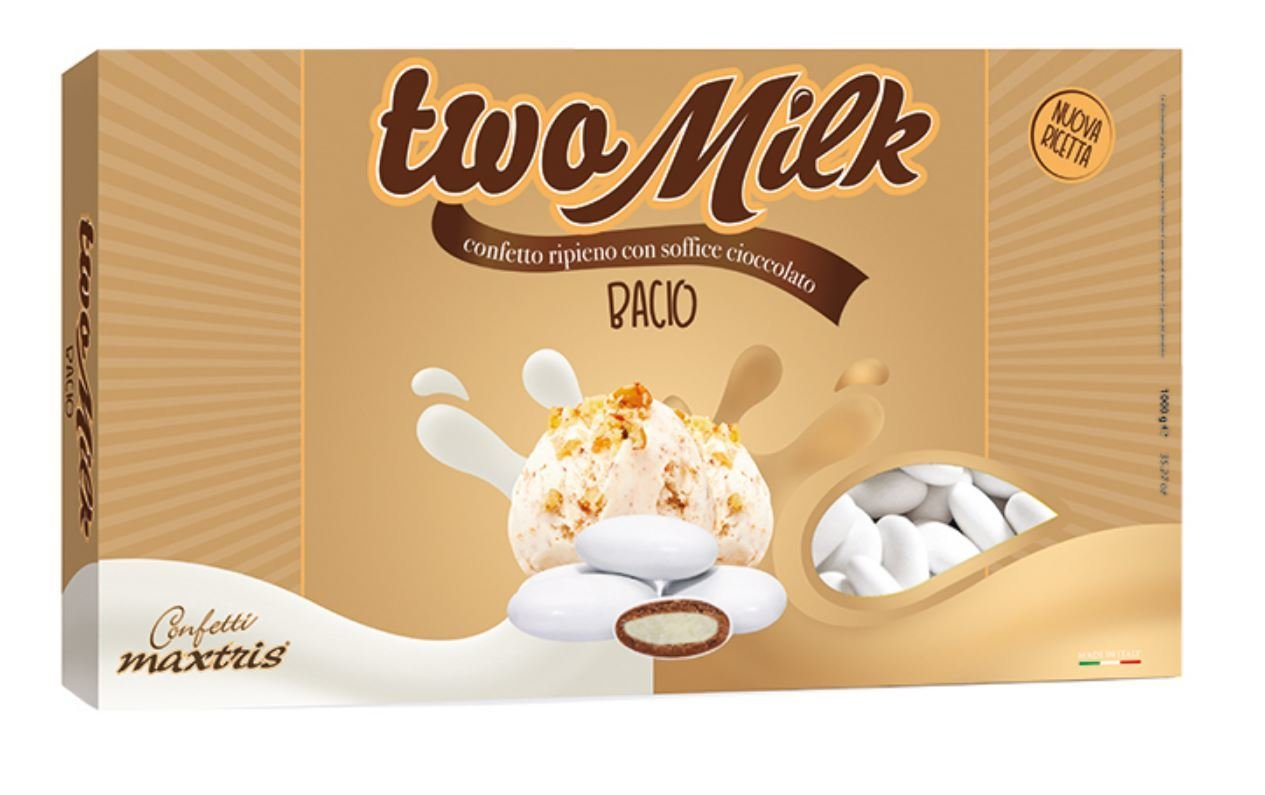 Maxtris Two Milk Bacio