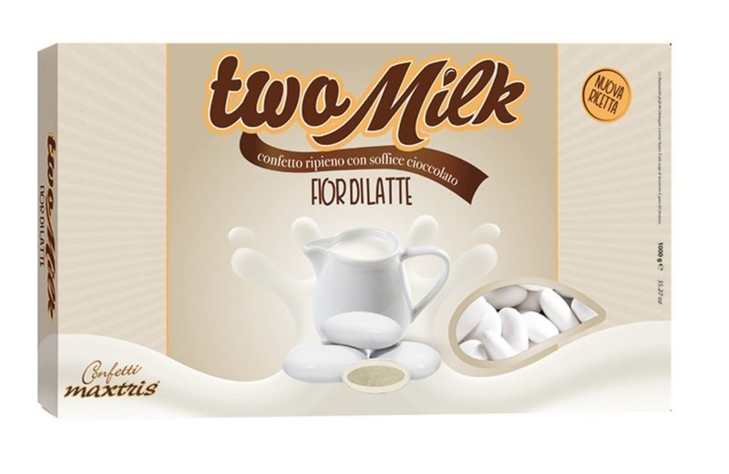 Maxtris Two Milk Fior Di Latte