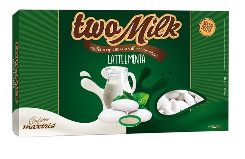Maxtris Two Milk Latte E Menta