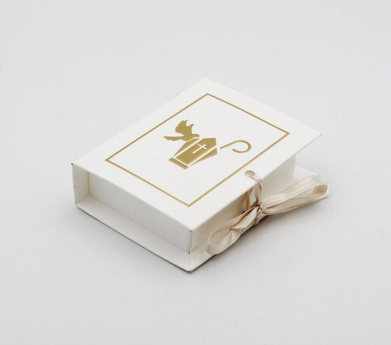 Scatolo book colomba confezioni da pz. 10