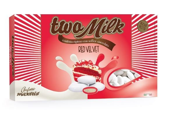 Maxtris Two Milk red velvet