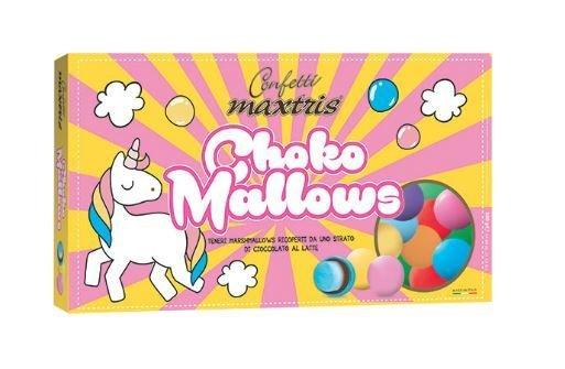 Maxtris Choco mallows