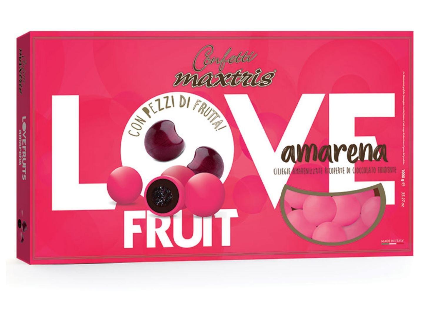 Maxtris Love Fruit Amarena