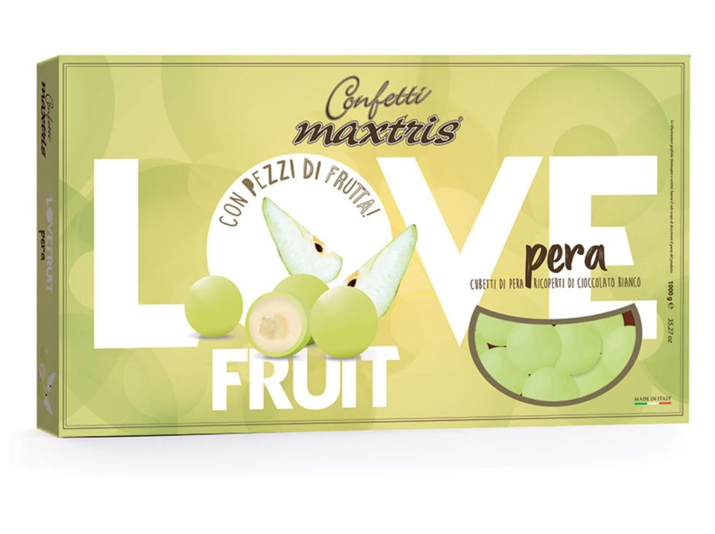 Maxtris Love Fruit Pera
