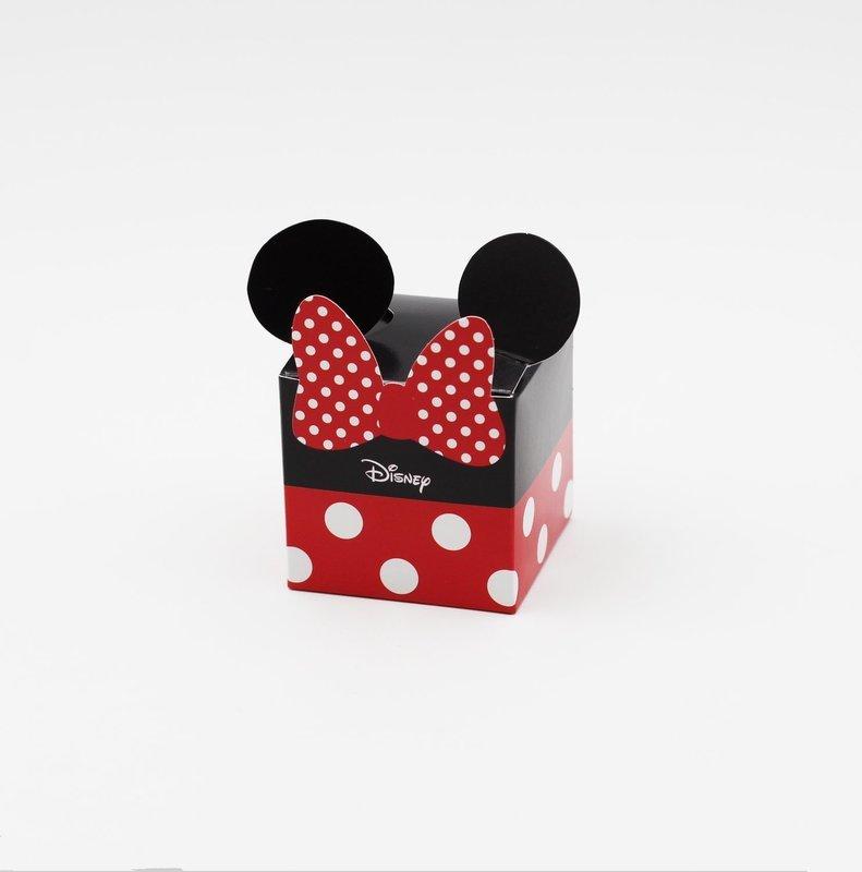 Cubo minnie red e black Pz. 10