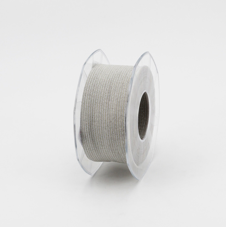 Furlanis nastro smile argento colore 73 mm.40 Mt. 20