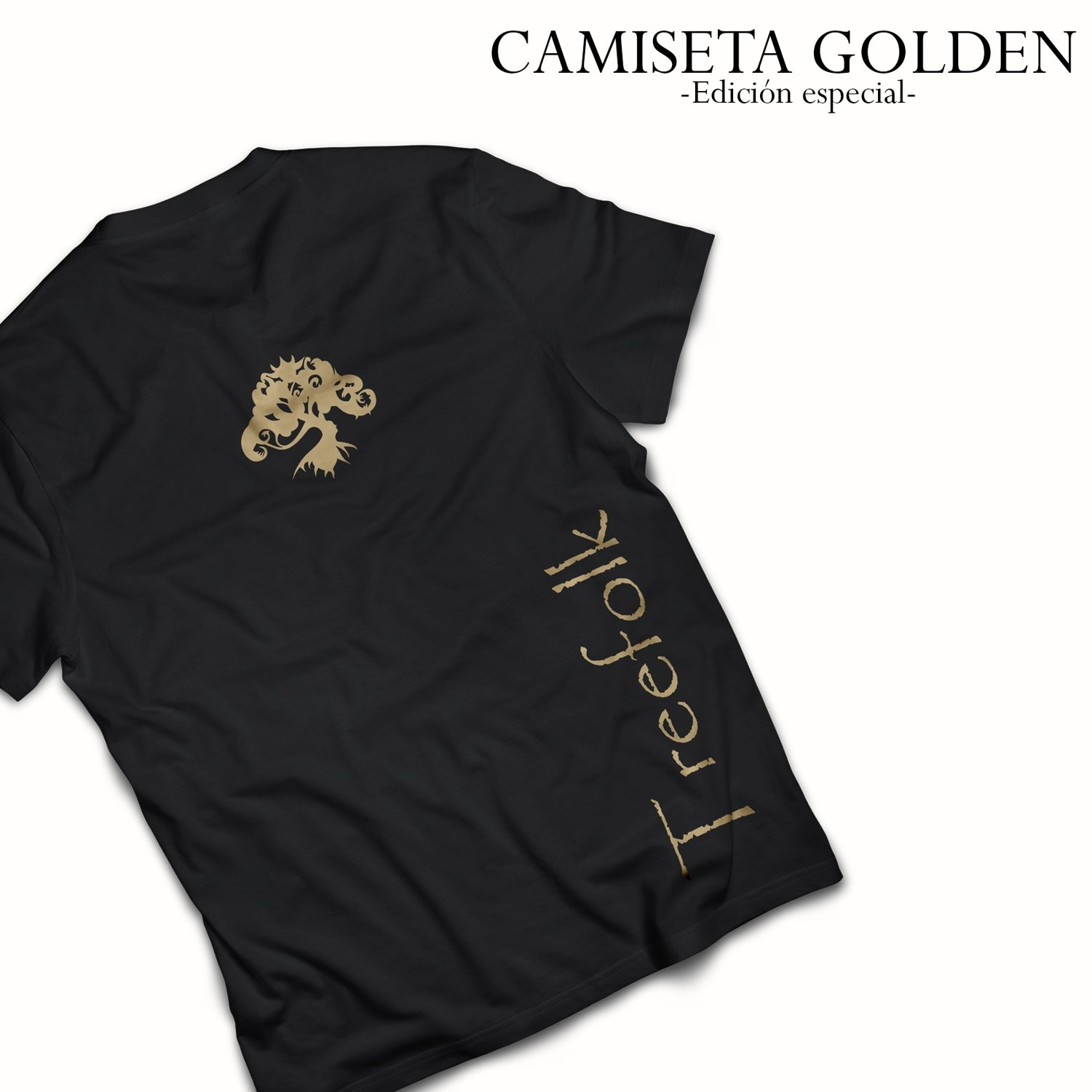 Camiseta Treefolk golden
