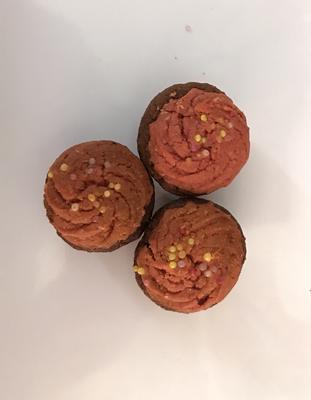 Carob Pupcakes