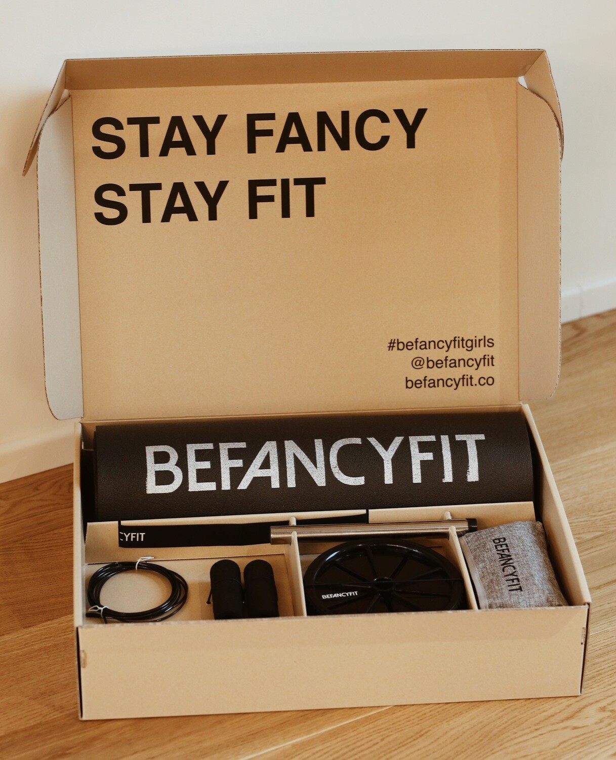 Befancyfit Training Kit