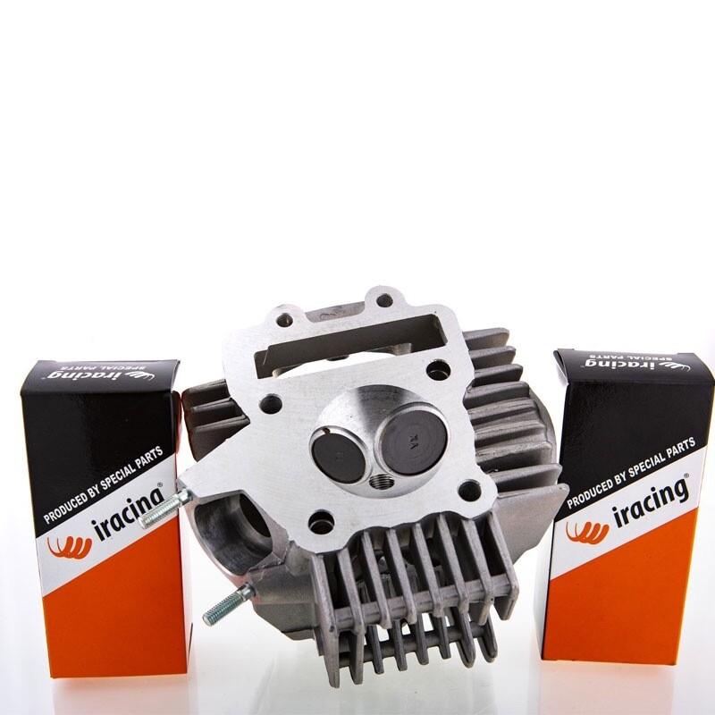 ΚΕΦΑΛΗ LIFAN KSR/YX 150cc Cylinder Head Κομπλέ