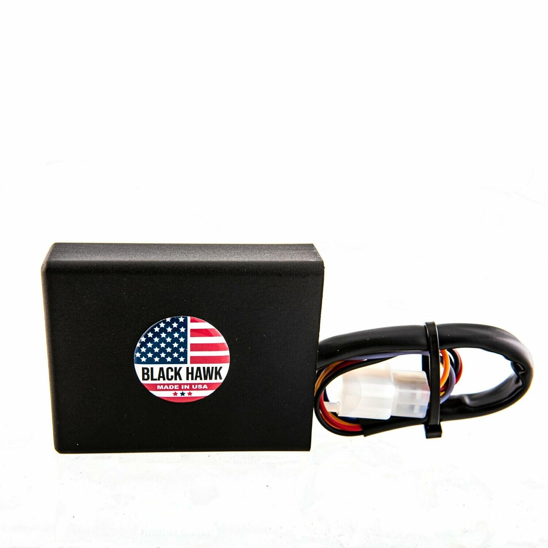 ΗΛΕΚΤΡΟΝΙΚΗ HONDA INNOVA 125 Carburettor Black Hawk USA Racing CDI Unit Plug & Play.