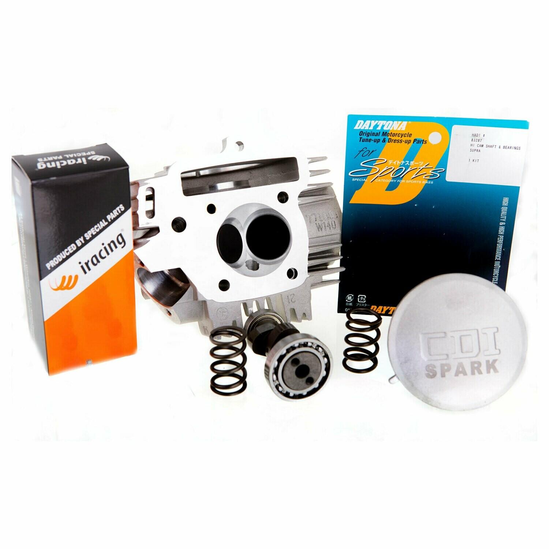 ΚΕΦΑΛΗ LIFAN CDI SPARK 30~26.00mm Cylinderhead iRacing Daytona