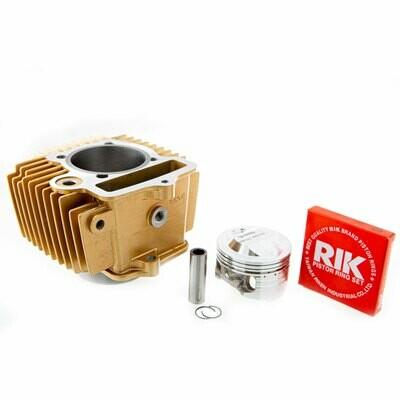 ΚΥΛΙΝΔΡΟΣ ΠΙΣΤΟΝΙ HONDA ASTREA GRAND GLX 59.00mm Cylinder Piston High Compression