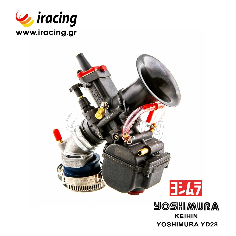 ΚΑΡΜΠΥΡΑΤΕΡ KEIHIN YOSHIMURA YD28 28.00mm carburettor Racing
