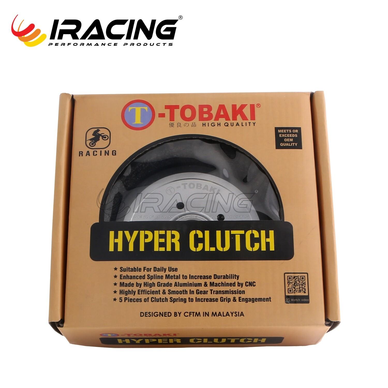 ΚΑΜΠΑΝΑ YAMAHA CRYPTON 105/110/115 HYPER CLUTCH RACING TOBAKI