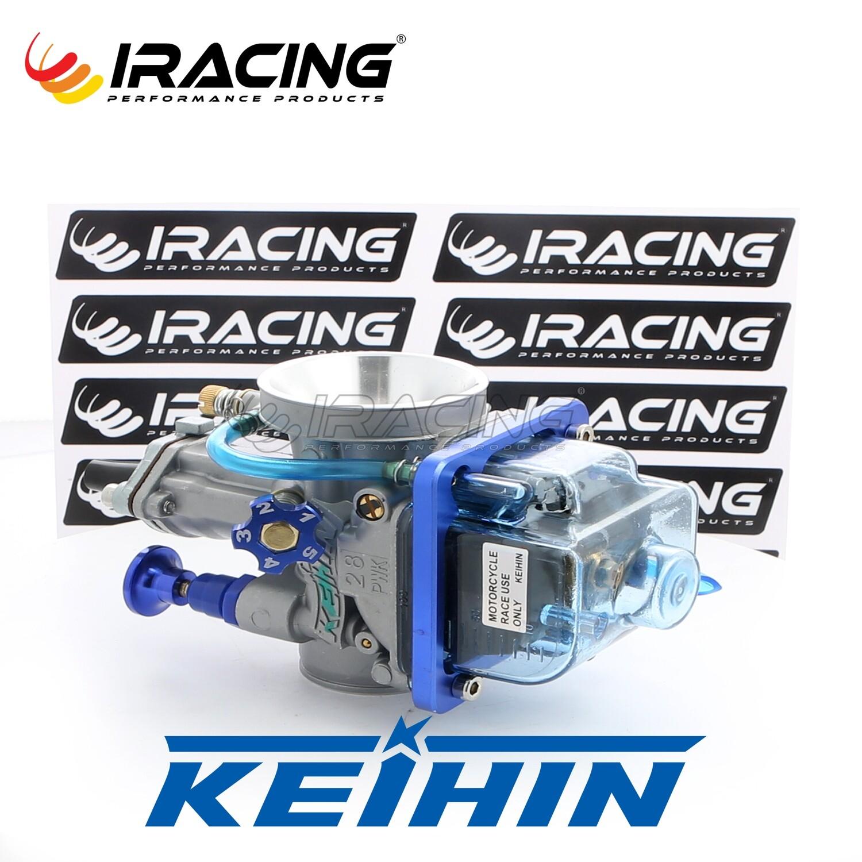 ΚΑΡΜΠΥΡΑΤΕΡ KEIHIN PWK 28mm SUDCO RACING BLUE
