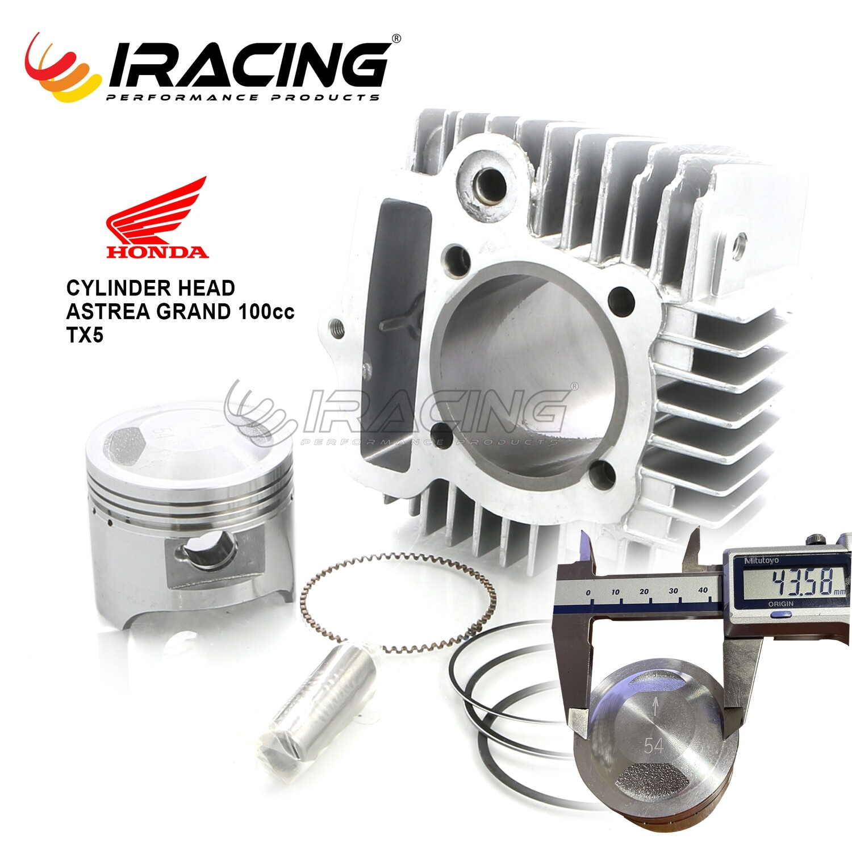 ΚΥΛΙΝΔΡΟΠΙΣΤΟΝΟ HONDA ASTREA GRAND EX5 53/54/55.00mm RACING
