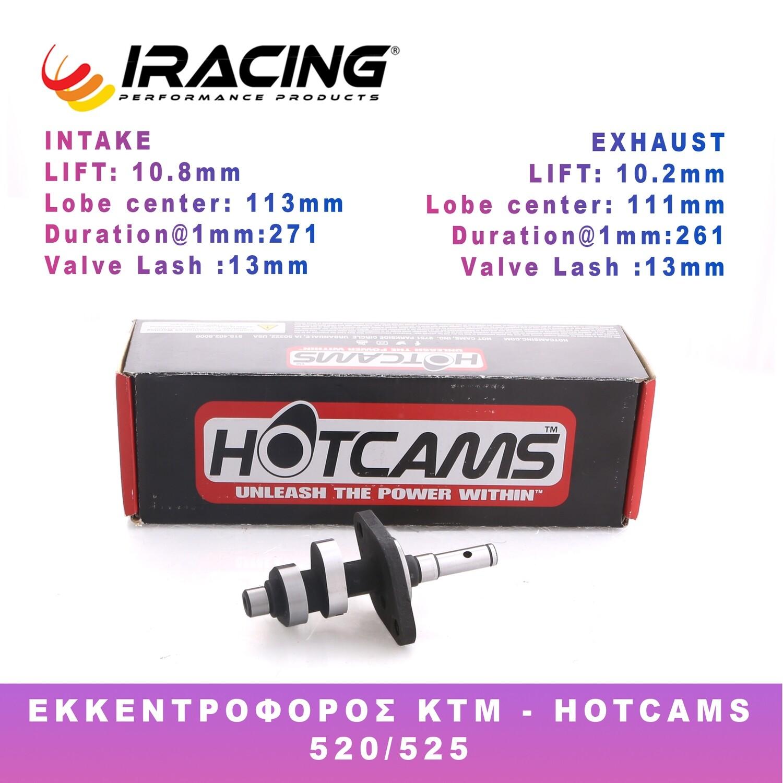 ΕΚΚΕΝΤΡΟΦΟΡΟΣ KTM 520/525 STAGE1 - HOT CAMS
