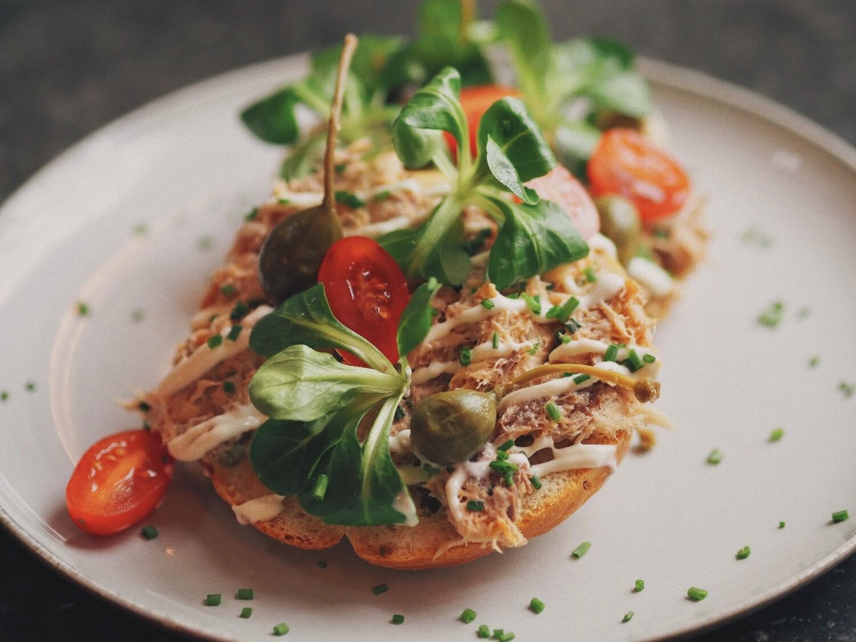 Platbrood Makreel