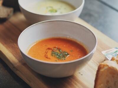 Tomaten Venkelsoep
