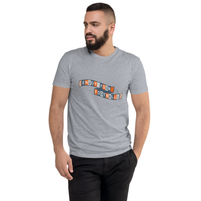 Enjoy Your Football Scarf T-Shirt