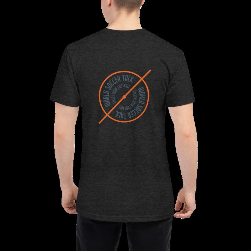 World Soccer Talk Center Circle T-Shirt