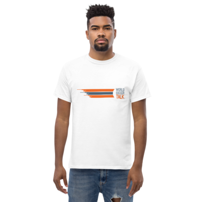World Soccer Talk Stripes T-Shirt