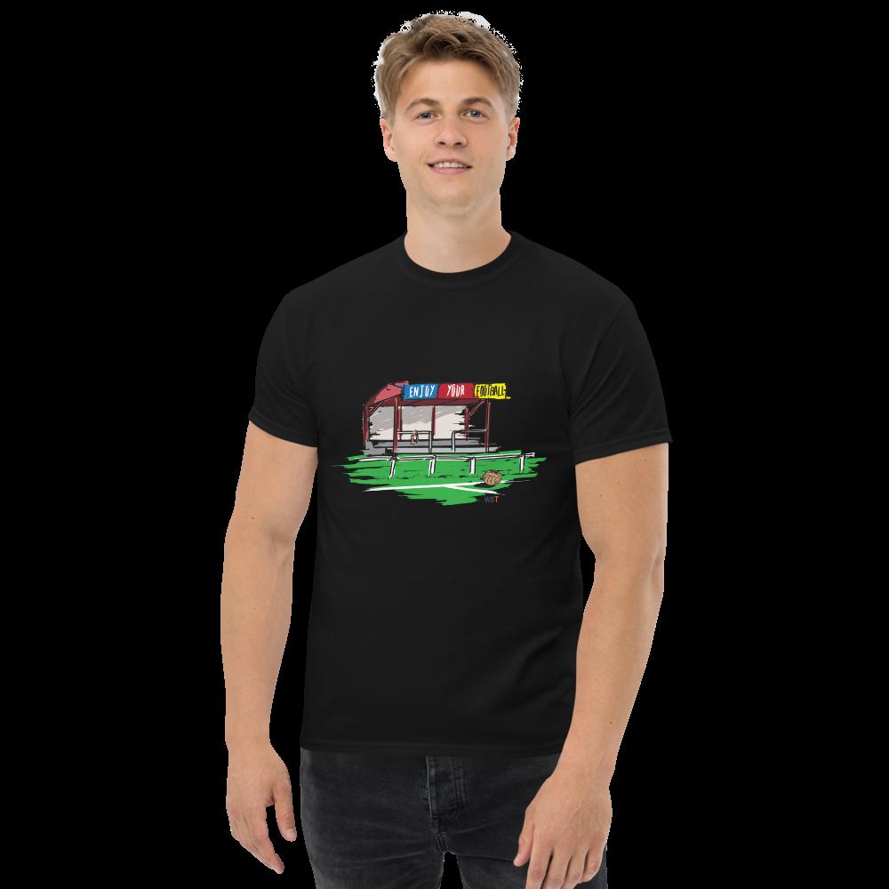 Enjoy Your Football Stand T-Shirt