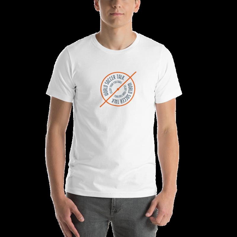 World Soccer Talk Center Circle (front) T-Shirt