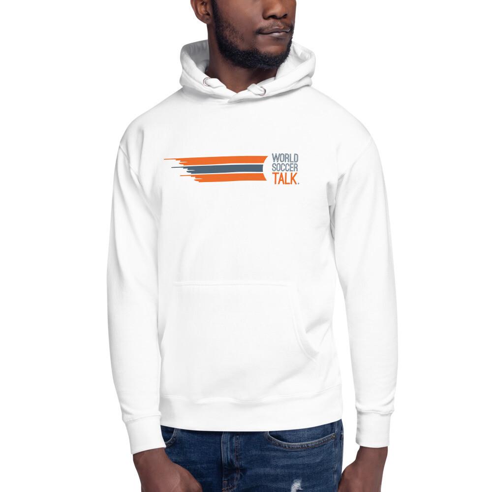 Unisex Hoodie - WST Stripes
