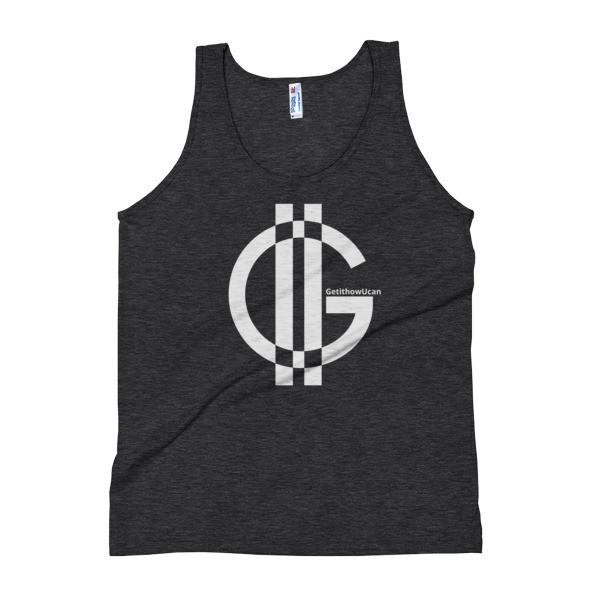 G Money Logo Unisex Tank Top