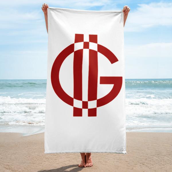 G Money Logo Towel